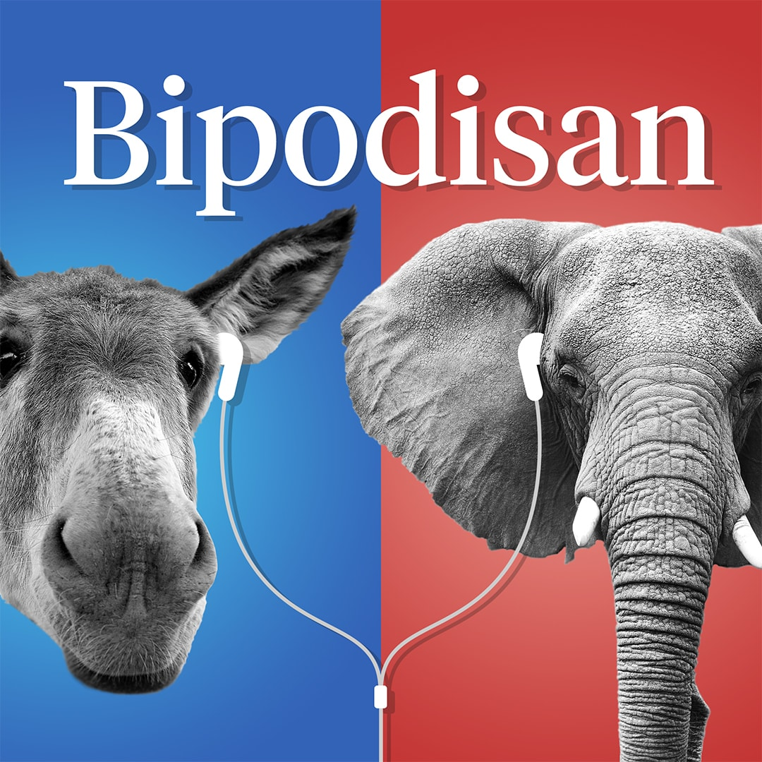 Bipodisan Cover Art